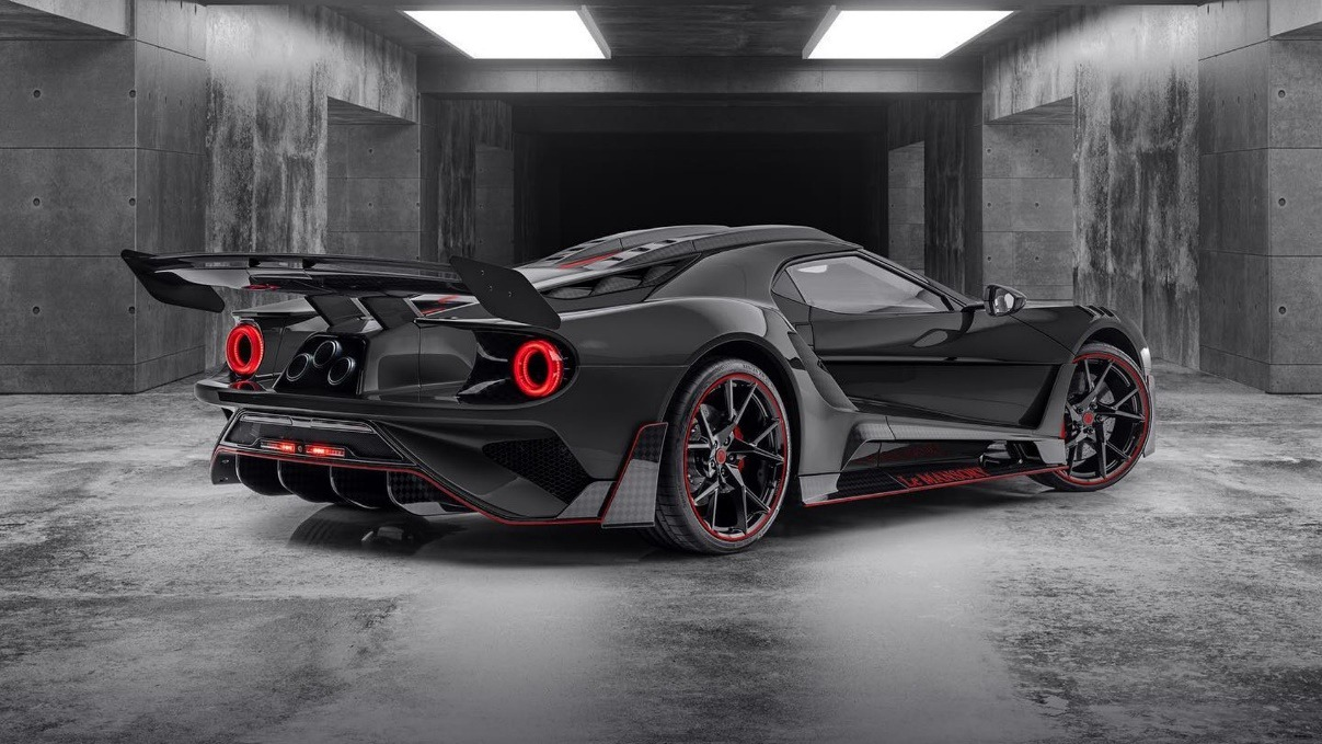 Ford GT Mansory